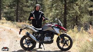 1. BMW G 310 GS: First Impressions