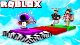 Video ROBLOX 1v1 OBBY RACE! IF POKE WINS, HE GETS HIS DOMINUS! MP3, 3GP, MP4, WEBM, AVI, FLV November 2018