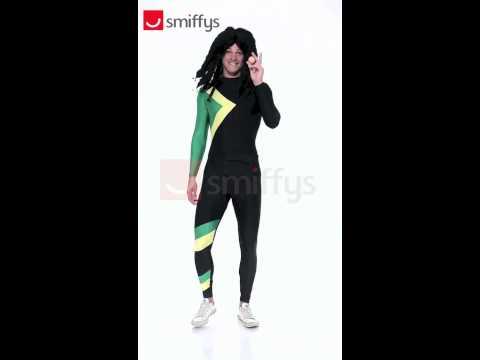 Déguisement Sprinter Jamaïcain