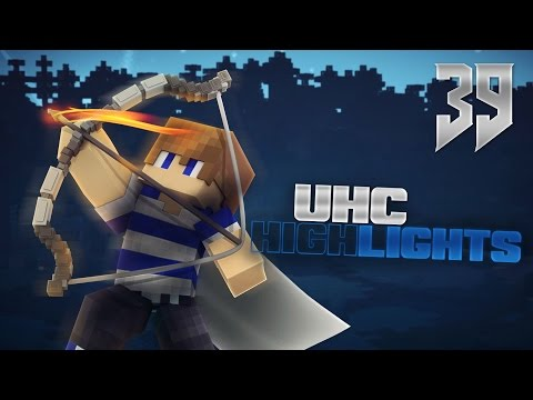 Hypixel UHC Highlights #39 - So Close... W/BeJinxed