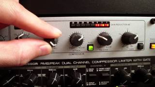 Video dbx 266xs Compressor MP3, 3GP, MP4, WEBM, AVI, FLV Juli 2018