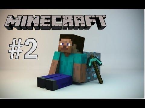 Minecraft bölüm 2:Merdiven,Yatak,Fırın, bal kabağı lambası yapımı (Yüksek seste izleyin)