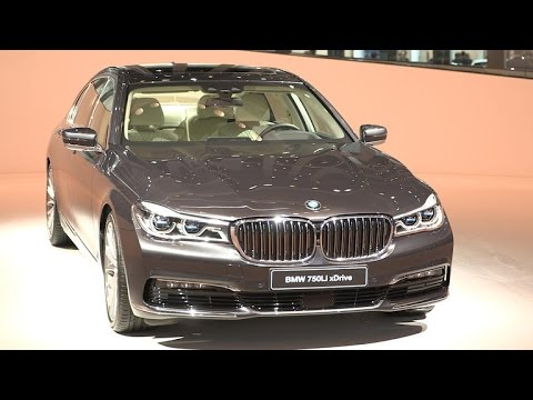 BMW 7 SERIES 2016 | OFFICIAL DEBUT | CAR TECH @BMW @CNET
