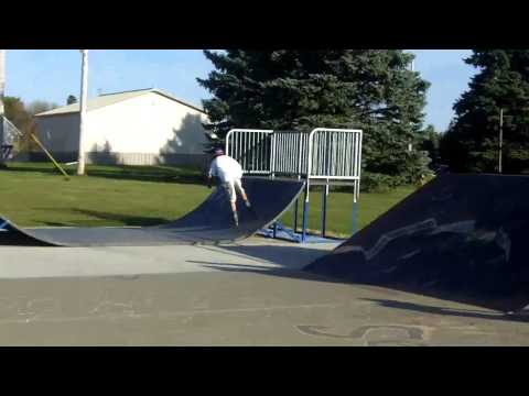 Messin at the skate park 3