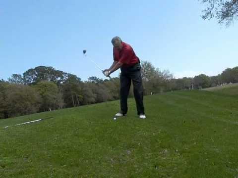 Golf Pitching Fundamentals, Part 2: Hitting Off Downhill Lies