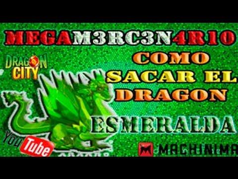 COMO CONSEGUIR EL DRAGON ESMERALDA 100% ACTUALIZADO 2014 JUNIO