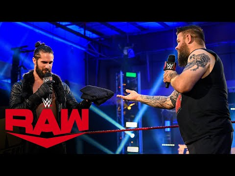 "Seth Rollins joins ""The KO Show"": Raw, July 6, 2020"