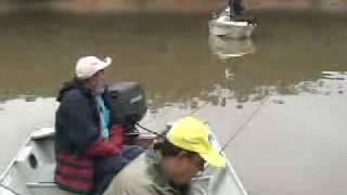 Pesca Dinâmica - Pescaria De Jundiás E Bagres Em Represa - PR, Parte 1