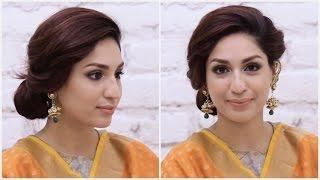 Indian Wedding Makeup Tutorial: Reception
