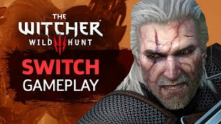 15 Minutes Of The Witcher 3 On Switch by GameSpot