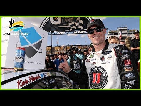 NASCAR- Resumen Phoenix