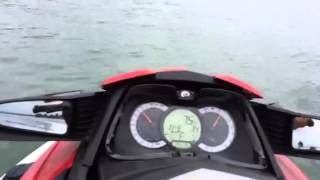 1. SEA DOO GTX 155 2010