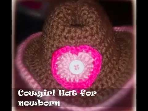 Mona's crochet fun hats Part 2