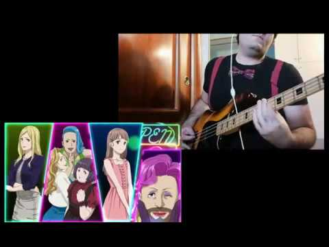 EGO-WRAPPIN'『CAPTURE』Case File nº221: Kabukicho (歌舞伎町シャーロック Syarokku) Op |Bass Cover| ベース弾いてみた