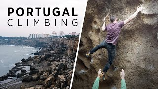 Explore Climbing In Portugal! by Andrew MacFarlane