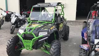 6. Fang power 400 cc Utv side by side
