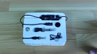 """Paket İçeriği:1 X BY-M1 Mikrofon  1 x Yaka Klip  1 x 1/4 """" Adaptör  1 x Mikrofon Süngeri  1 x LR44 Düğme Pil   Ürün BilgileriBOYA yüksek kaliteli kapasitif mikrofonlar markası ; bu duyusal deneyim müşterilerin gerçek doğasını oluşturur . Klipsli mikrofon özel akıllı telefonlar , dijital SLR , Kameralar , ses kaydediciler , bilgisayar , vb Biz müşterilerimize sunuyoruz makul fiyat , çoklu ve ekonomik nakliye modları , yüksek kaliteli , profesyonel ve sadık satış sonrası servis için tasarlanmıştır Bu BY - M1 mikrofon . Amacımız bu yüzden sadece , harika bir alışveriş deneyimi sizleri bekliyor mağazamızda alışveriş başlamak için acele , müşterilerimizin memnuniyeti için elimizden geleni çalışıyor . Özellikler: Sunumlar ve video kaydı için mükemmel bir ses . Clip- vb akıllı telefonlar , DSLR , video kameralar , mikrofon tasarımı Çok yönlü kondenser mikrofon . Yüksek kaliteli kapasitif video kullanımı için idealdir . Düşük taşıma gürültüsü .Ürün ÖzellikleriDönüştürücü : elektret KondenserFrekans Aralığı : 65Hz ~ 18KHzSinyal / Gürültü : 74dB SPLHassasiyet : -30dB +/- 3dB / 0dB = 1V / Pa , 1kHzÇıkış Empedansı : 1000 Ohm veya daha azBağlayıcı : 3.5mm ( 1/8 """" ) 4 - kutuplu altın fişPil Türü : LR44Boyutlar : Mikrofon : 18.00mmH x 8.30mmW x 8.30mmD ; Kablo: 6.0MAğırlık: Mikrofon : 2.5g ; Güç Modülü : 18gVideo çekildiği tarihteki ürünün yaklaşık fiyatı : 100₺"""