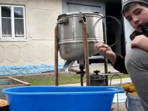 Сделать подснежники иЛущилка для кукурузы своими руками