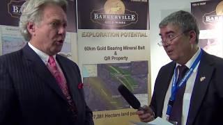 Interview mit Barkerville Gold - Volle Produktionsaufnahme in 2014 (Engl.)