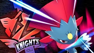 WEAVILE HAS NO COUNTERS! BL KNIGHTS #9 | Pokemon Sword and Shield! by PokeaimMD