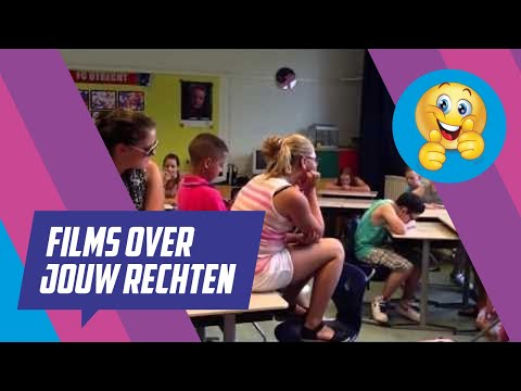 UNICEF Kinderrechten Film Festival: Piramide - De eerste maandag (видео)
