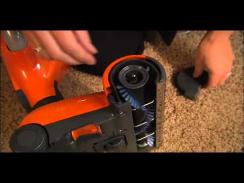 SEBO Australia | How To Clean or Replace SEBO FELIX Brush Roller