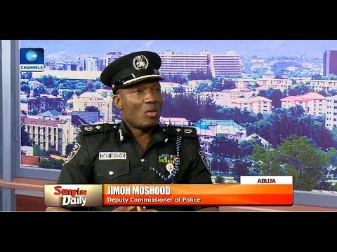 We Are Close To Unraveling Those Who Killed Policemen In Abuja - Moshood |Sunrise Daily|