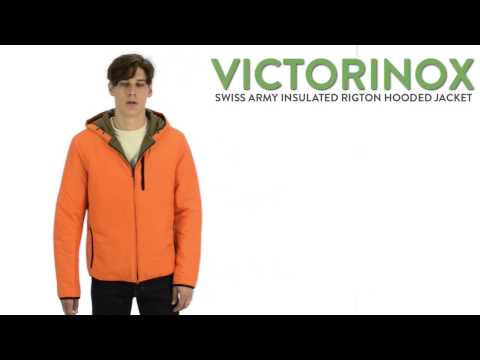 Victorinox Swiss Army Rigton Jacket - Insulated (For Men)