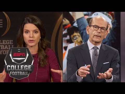 Heather Dinich and Paul Finebaum are fired up over Alabama, Ohio State   ESPN