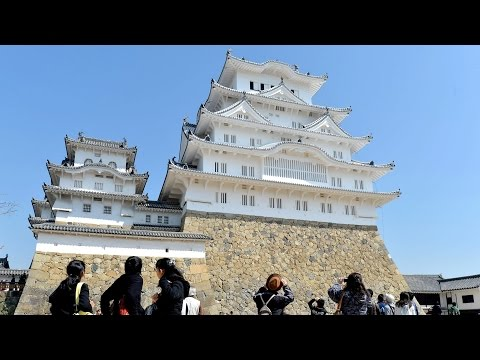 姫路城、5年ぶりに登閣再開