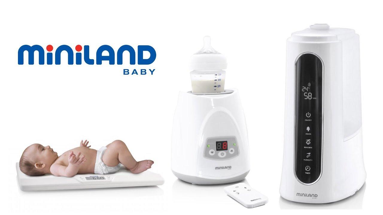 Nowości Miniland - akcesoria do pielęgnacji niemowląt