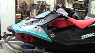 10. 2017 Sea Doo Spark Trixx Review (things I like and dislike)