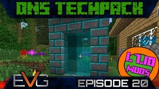 AROMA 1997 DIMENSION!!! | 1.7+ Modded Minecraft: Episode 20 (DNS Techpack)