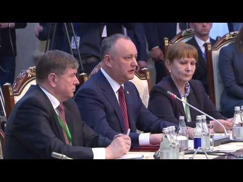 Republica Moldova a obținut statutul de observator în cadrul Uniunii Economice Eurasiatice