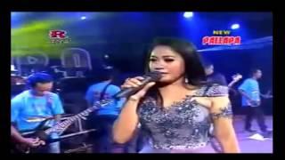 Lilin Herlina - Mawar Ditangan New Pallapa Live Sawo Cangkring Wonoayu 2015 Video