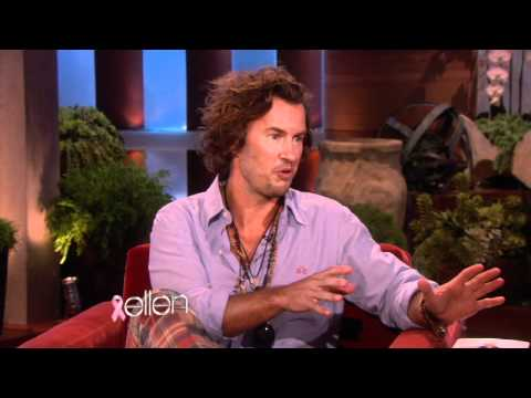 tomsshoes - The inspiring Blake Mycoskie stopped by to talk to Ellen about TOMS shoes and the new TOMS sunglasses. Watch here.