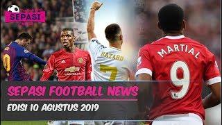 Video Resmi Hazard Warisi No.7 CR7😍Gol Messi Menjadi Yang Terbaik🏆Start Sempurna Liverpool⚽️Berita Bola MP3, 3GP, MP4, WEBM, AVI, FLV Agustus 2019