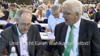 """""""Ihr habt keine Ahnung!"""" Kretschmann rechnet mit Hofreiter und Bundestagsfraktion ab"""