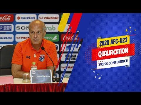 Phát biểu trước ngày khởi tranh bảng K- Vòng loại U23 châu Á 2020 | VFF Channel - Thời lượng: 3 phút, 31 giây.