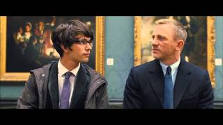 Video Skyfall - James Bond meeting Q (1080p) MP3, 3GP, MP4, WEBM, AVI, FLV Mei 2019