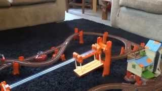 Thomas and Friends Zip Zoom Logging Adventure, Misty Island Rescue, Motorized Railway / Fisher Price full download video download mp3 download music download