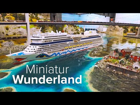 Miniatur Wunderland World's Largest Model Railway