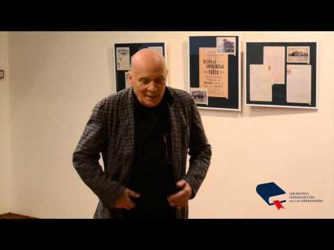 Встреча с народным артистом России Александром Филиппенко.