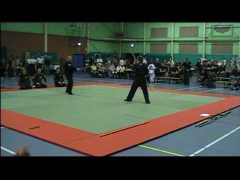 Demo #2 Dag der Krijgskunsten Tienen – Genbukan Chiryaku Dojo Belgium vzw – Ninpo/Jujutsu