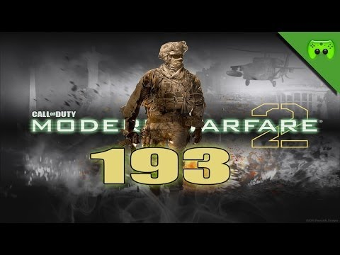 MODERN WARFARE 2 # 193 - Storm Battle «»  Let's Play Modern Warfare 2 | HD