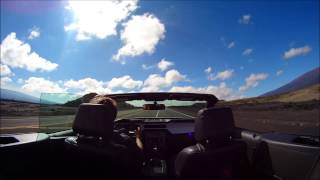 Mustang timelapse in Hawaii