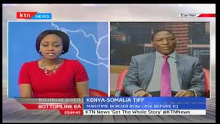 BottomLine East Africa: Kenya-Somalia maritime row, 23/09/16 Part 3