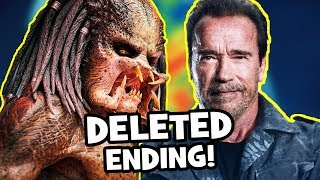 Video The Predator's DELETED ENDING & 7 SCENES You Never Got To See! MP3, 3GP, MP4, WEBM, AVI, FLV November 2018