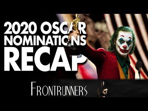 2020 OSCAR NOMINATIONS REACTION | 2020 Awards Season