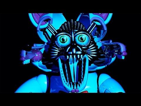 ЭТУ НОЧЬ ПРОЙТИ НЕЛЬЗЯ ► Five Nights at Freddy's: Sister Location #3
